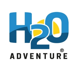 Logo H2O Adventure / Office im ARLROCK